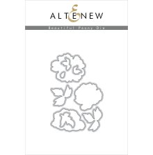 Altenew Die Set - Beautiful Peony
