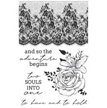 Kaisercraft Clear Stamps 6X4 -Two Souls