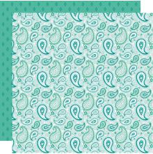 Kaisercraft Two Souls Double-Sided Cardstock 12X12 - Retro