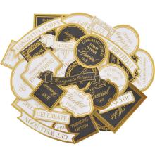 Kaisercraft Collectables Cardstock Die-Cuts - With Love White & Gold
