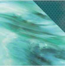 Kaisercraft Morning Dew Double-Sided Cardstock 12X12 - Rejuvenate