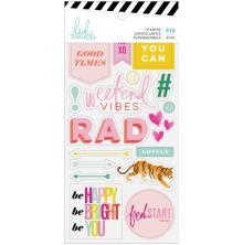 Heidi Swapp Sticker Book - Color Fresh